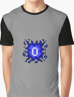 Old School RuneScape - 0HP Damage Splash Graphic T-Shirt
