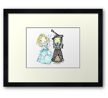 Wicked the Musical  Framed Print