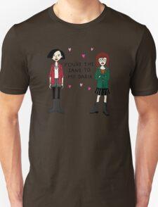 Jane to my Daria Unisex T-Shirt