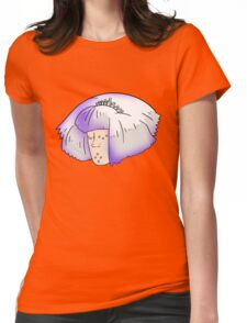 Ice Girl Womens Fitted T-Shirt