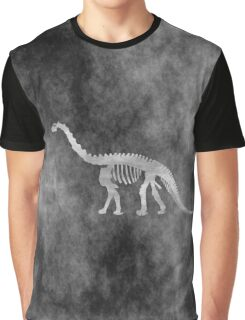 Dinosaur skeleton Graphic T-Shirt