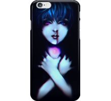 You Look So Good In Blue iPhone Case/Skin