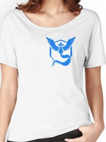 Team Mystic Pokemon Women's Relaxed Fit T-Shirt