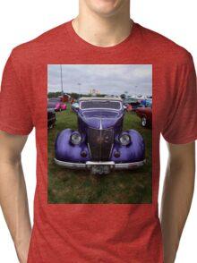 Hot Rod Mama II Tri-blend T-Shirt