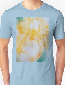 Orange Iris Unisex T-Shirt