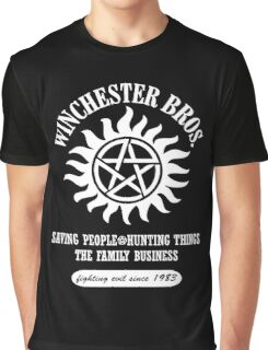 Supernatural Graphic T-Shirt