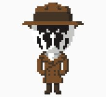 Rorschach Pixels by Ollie Chanter