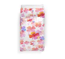 Floral Pastures Duvet Cover