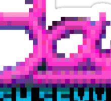 Bipush Sexy Club - logo Sticker