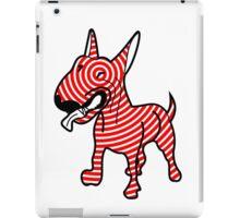 English Bull Terrier Target Red iPad Case/Skin