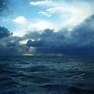 Incoming Storm on the Indian Ocean by stormygt