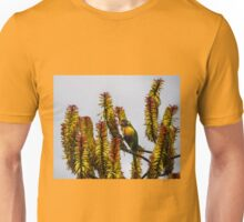 The Lorikeet and the Aloe Unisex T-Shirt