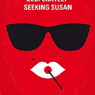 No336 My desperately seeking susan minimal movie poster by Chungkong