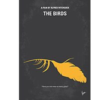 No110 My Birds minimal movie poster Photographic Print