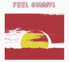 Feel Sunny! One Piece - Short Sleeve