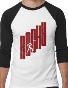 ROCKY BALBOA STAIRS TRAINING Men's Baseball ¾ T-Shirt