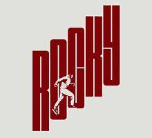 ROCKY BALBOA STAIRS TRAINING Unisex T-Shirt