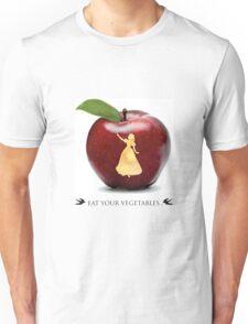 Eat you vegetables Unisex T-Shirt