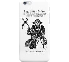 9th Power iPhone Case/Skin