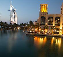 Dubai by Ayreej Rahiman