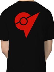 Team Valor Medal Classic T-Shirt