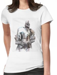 Knight in Armour Womens Fitted T-Shirt