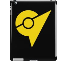 Team Instinct Medal iPad Case/Skin
