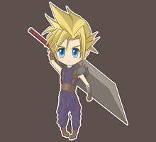 Cloud - Final Fantasy VII Unisex T-Shirt