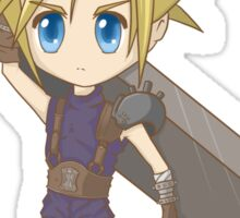 Cloud - Final Fantasy VII Sticker