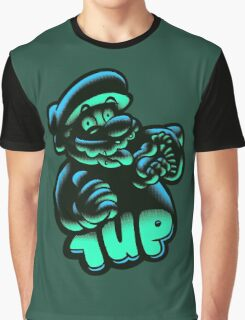 1UP Graphic T-Shirt