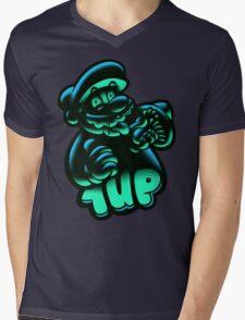 1UP Mens V-Neck T-Shirt
