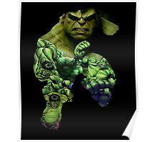 Hulk Mash-up  Poster