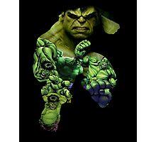 Hulk Mash-up  Photographic Print