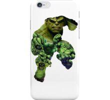 Hulk Mash-up  iPhone Case/Skin