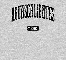 Aguascalientes Mexico (Black Print) Unisex T-Shirt