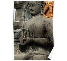 Mudra - Buddhist Monastery, Bali Poster