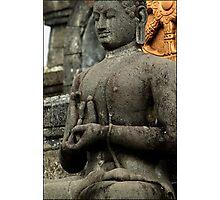 Mudra - Buddhist Monastery, Bali Photographic Print
