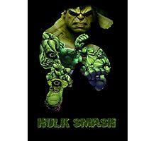 """Hulk """"Hulk Smash"""" Photographic Print"""