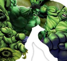 "Hulk ""Hulk Smash"" Sticker"