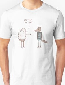 Wolf In Sheep's Clothing T-Shirt