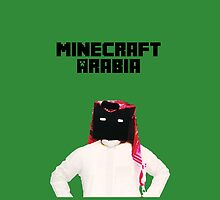 Minecraft Arabia by alsadad