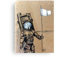 I'll Marry An Astronaut Metal Print