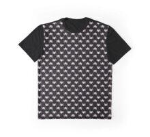 Glamour Skulls Graphic T-Shirt