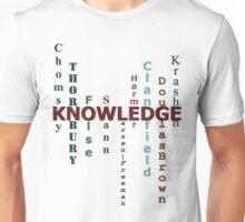Knowledge Shirt Unisex T-Shirt