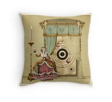 Marie's Revenge Throw Pillow