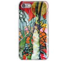 Singing trees iPhone Case/Skin