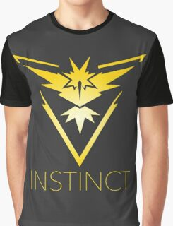 team instinct logo pokemon Graphic T-Shirt