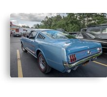 64 Fastback Canvas Print