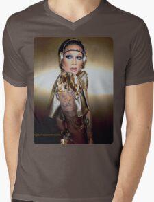Raja Gemini Mens V-Neck T-Shirt