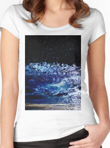 See the Sea Women's Fitted Scoop T-Shirt